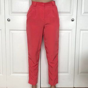American Apparel Polyester Trousers